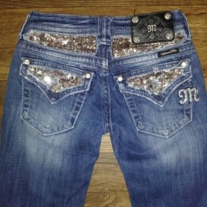 Miss Me Jeans Size 24 x 27